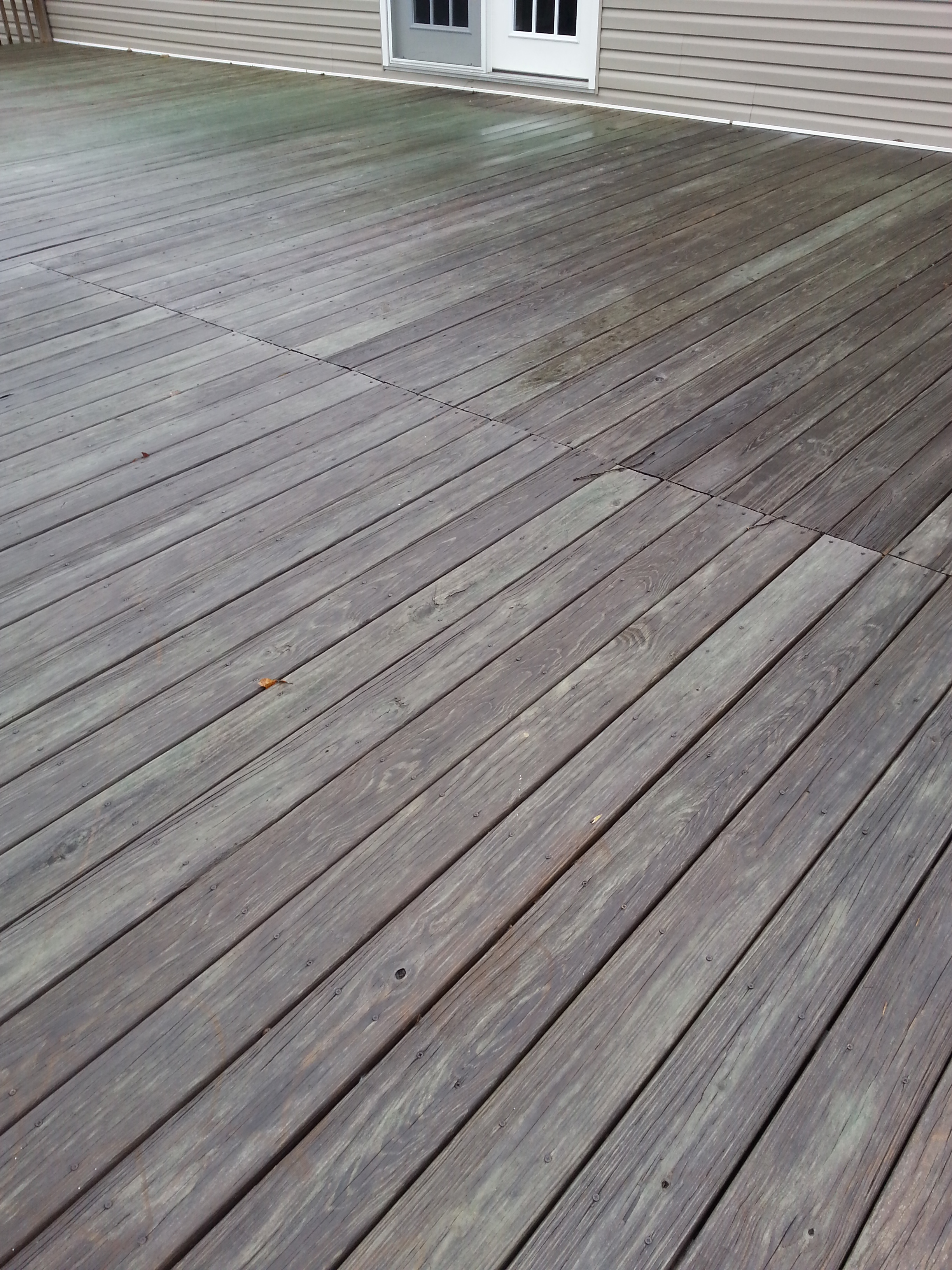 Deck Cleaning Protection And More By Renew Crew Renew